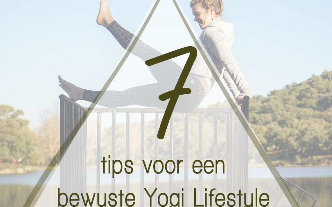 Healthy Happy Holy Yogi Lifestyle tips