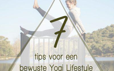 Healthy Happy Holy Yogi Lifestyle tips