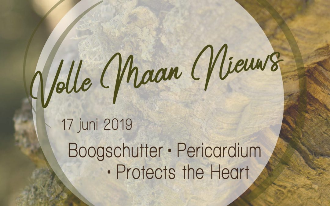 Volle Maan Nieuws 17 juni 2019 – Protects the Heart