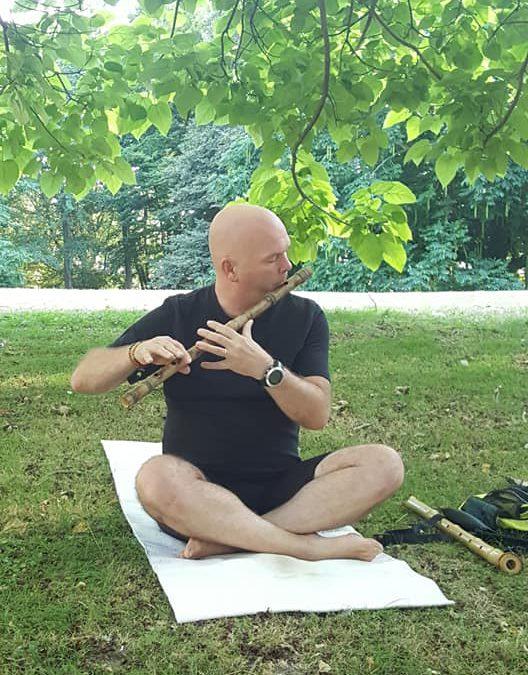 Blote voeten & Bambu fluit